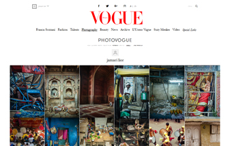 jamari lior on VOGUE